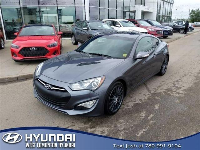 2016 Hyundai Genesis Coupe  (Stk: 94649A) in Edmonton - Image 2 of 21