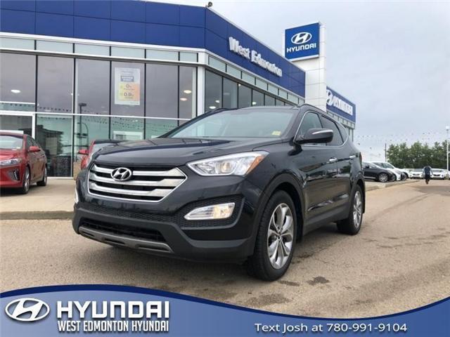 2016 Hyundai Santa Fe Sport  (Stk: E4487) in Edmonton - Image 1 of 25