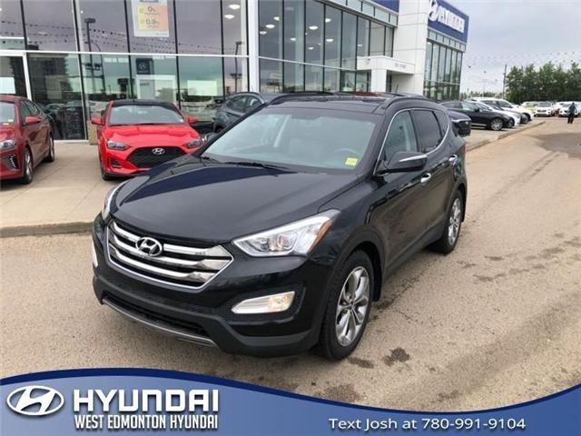 2016 Hyundai Santa Fe Sport  (Stk: E4487) in Edmonton - Image 2 of 25