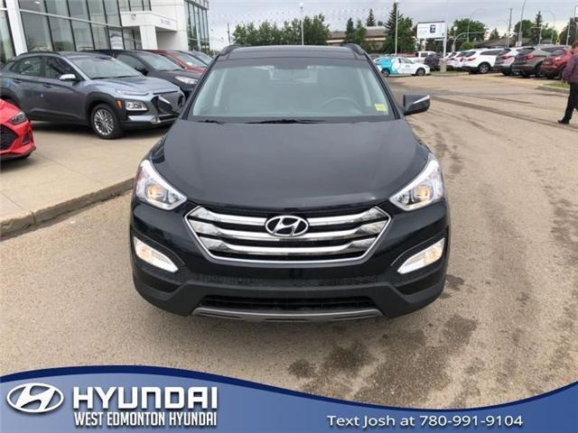 2016 Hyundai Santa Fe Sport  (Stk: E4487) in Edmonton - Image 3 of 25