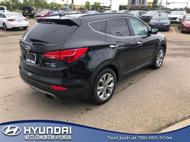 2016 Hyundai Santa Fe Sport  (Stk: E4487) in Edmonton - Image 6 of 25