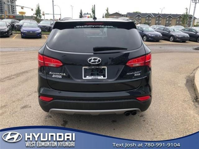 2016 Hyundai Santa Fe Sport  (Stk: E4487) in Edmonton - Image 7 of 25