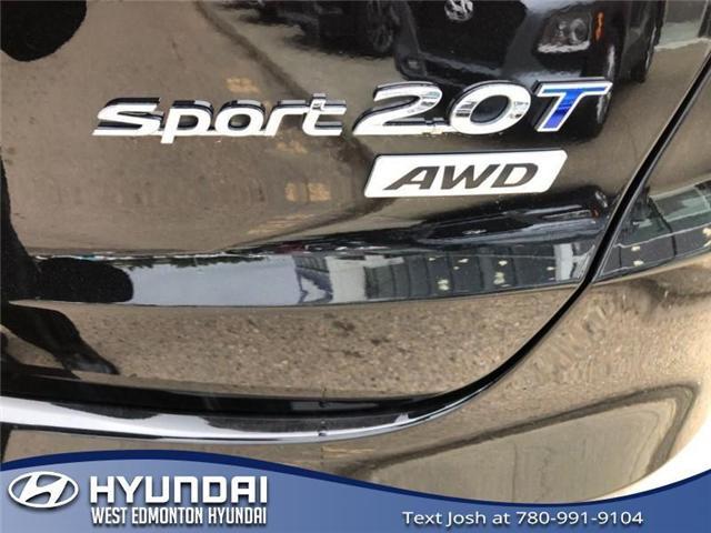 2016 Hyundai Santa Fe Sport  (Stk: E4487) in Edmonton - Image 8 of 25