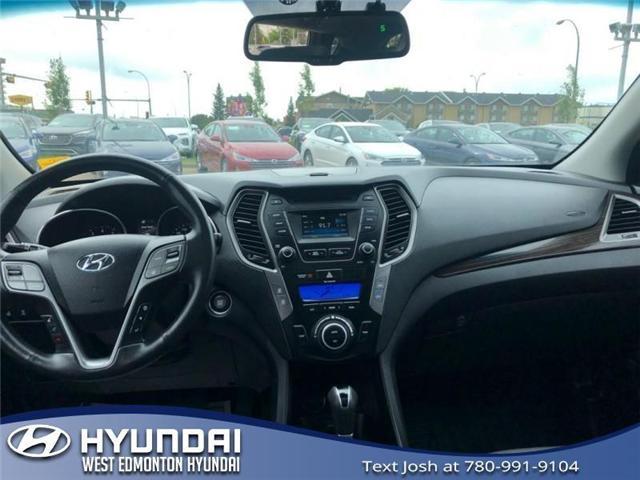 2016 Hyundai Santa Fe Sport  (Stk: E4487) in Edmonton - Image 10 of 25