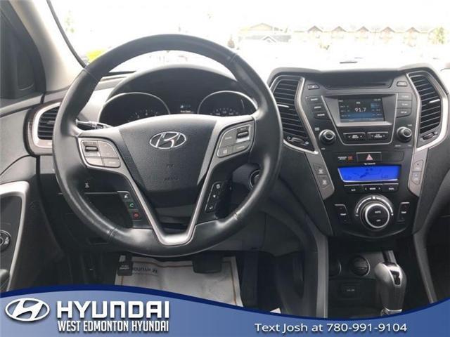 2016 Hyundai Santa Fe Sport  (Stk: E4487) in Edmonton - Image 11 of 25