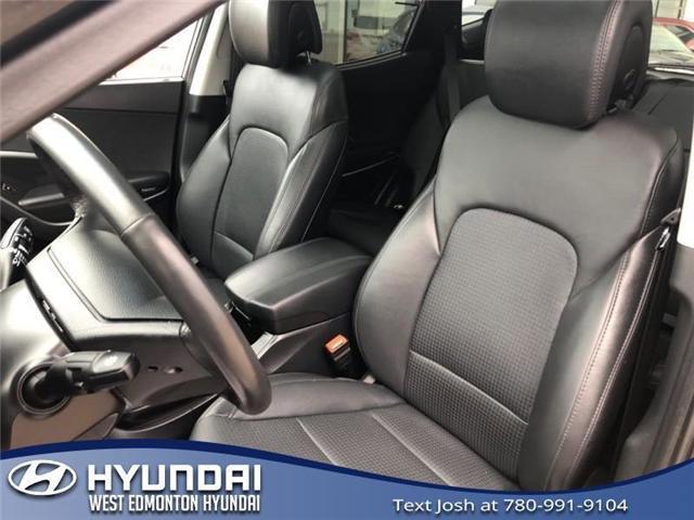 2016 Hyundai Santa Fe Sport  (Stk: E4487) in Edmonton - Image 14 of 25