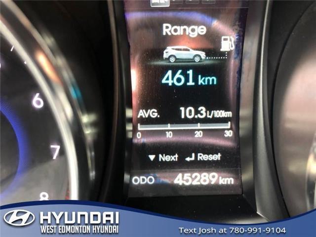 2016 Hyundai Santa Fe Sport  (Stk: E4487) in Edmonton - Image 17 of 25
