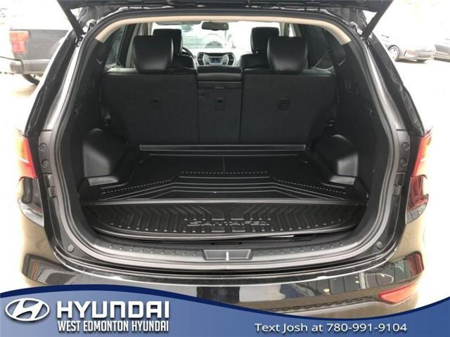 2016 Hyundai Santa Fe Sport  (Stk: E4487) in Edmonton - Image 23 of 25