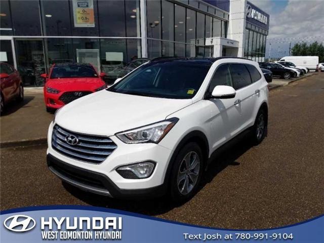 2016 Hyundai Santa Fe XL  (Stk: E4488) in Edmonton - Image 2 of 27