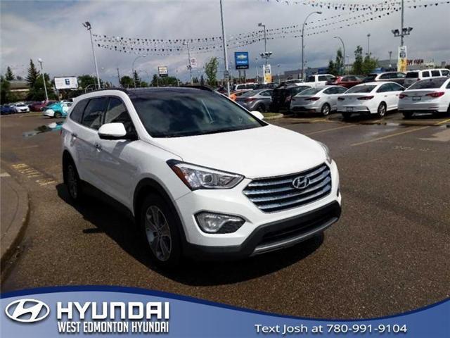 2016 Hyundai Santa Fe XL  (Stk: E4488) in Edmonton - Image 4 of 27