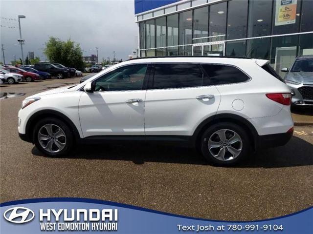 2016 Hyundai Santa Fe XL  (Stk: E4488) in Edmonton - Image 9 of 27