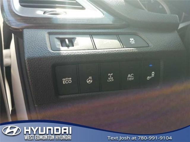 2016 Hyundai Santa Fe XL  (Stk: E4488) in Edmonton - Image 20 of 27