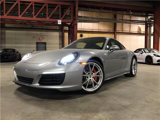 2019 Porsche 911 Carrera 4S Coupe (Stk: P14017) in Vaughan - Image 1 of 18