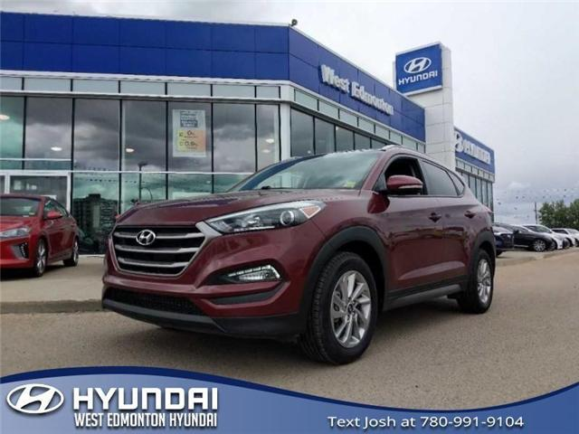 2016 Hyundai Tucson Premium (Stk: 98270A) in Edmonton - Image 1 of 23