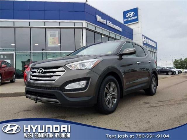 2014 Hyundai Santa Fe Sport  (Stk: 96874A) in Edmonton - Image 1 of 24