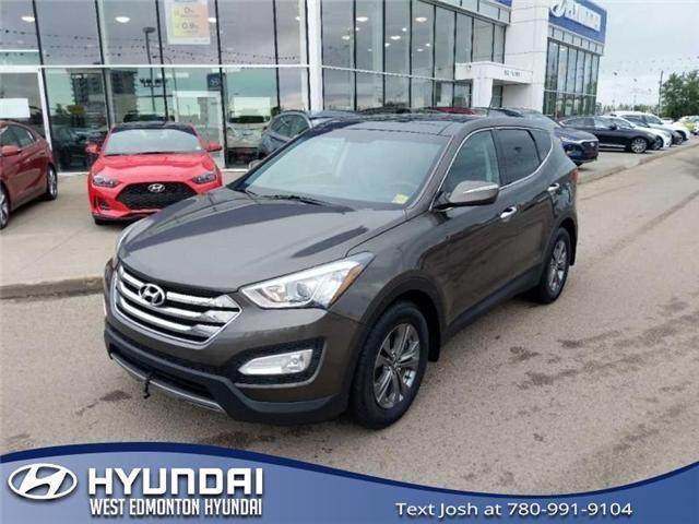 2014 Hyundai Santa Fe Sport  (Stk: 96874A) in Edmonton - Image 2 of 24
