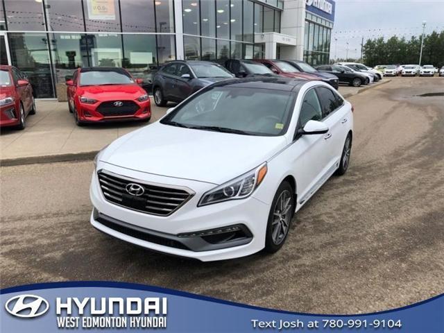 2015 Hyundai Sonata  (Stk: 95035TB) in Edmonton - Image 2 of 30