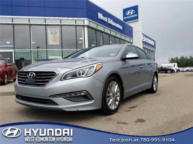 2015 Hyundai Sonata  (Stk: 82636A) in Edmonton - Image 1 of 26