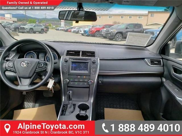 2017 Toyota Camry LE (Stk: U769008) in Cranbrook - Image 10 of 14