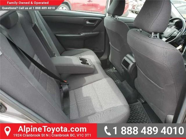 2017 Toyota Camry LE (Stk: U769008) in Cranbrook - Image 14 of 14