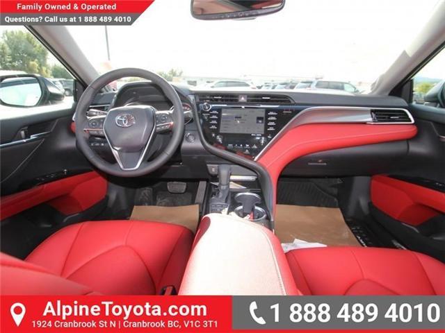 2018 Toyota Camry XSE V6 (Stk: U500199) in Cranbrook - Image 10 of 19