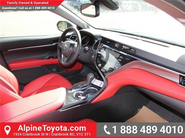 2018 Toyota Camry XSE V6 (Stk: U500199) in Cranbrook - Image 11 of 19