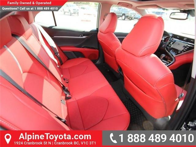 2018 Toyota Camry XSE V6 (Stk: U500199) in Cranbrook - Image 12 of 19