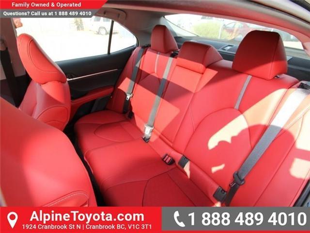 2018 Toyota Camry XSE V6 (Stk: U500199) in Cranbrook - Image 13 of 19
