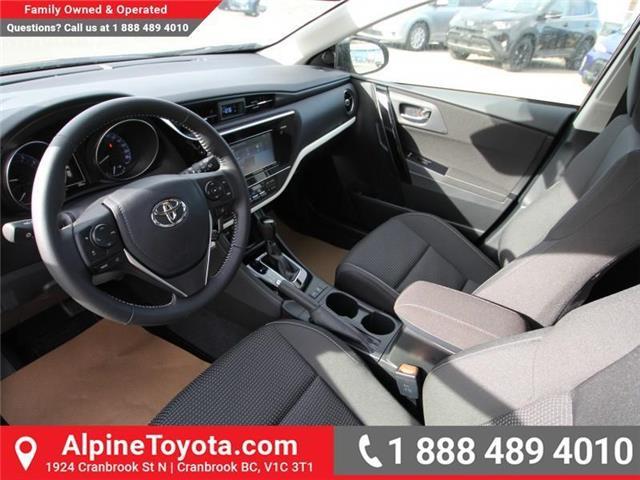 2018 Toyota Corolla iM Base (Stk: J556978) in Cranbrook - Image 9 of 17
