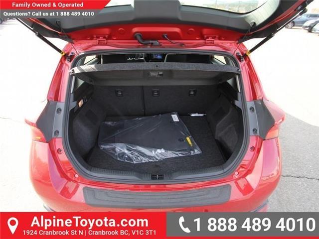 2018 Toyota Corolla iM Base (Stk: J556978) in Cranbrook - Image 16 of 17