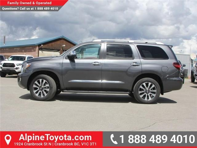 2018 Toyota Sequoia Limited 5.7L V8 (Stk: S161271) in Cranbrook - Image 2 of 21