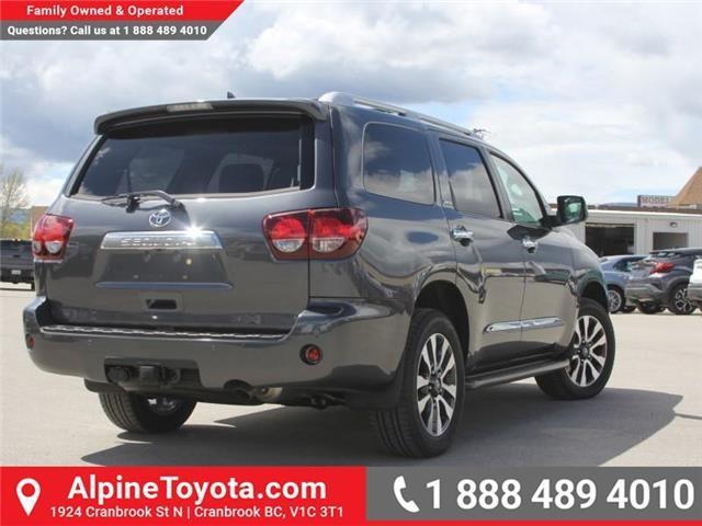 2018 Toyota Sequoia Limited 5.7L V8 (Stk: S161271) in Cranbrook - Image 5 of 21