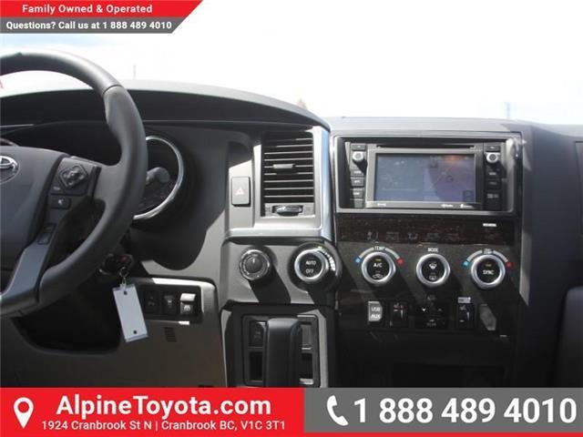 2018 Toyota Sequoia Limited 5.7L V8 (Stk: S161271) in Cranbrook - Image 10 of 21