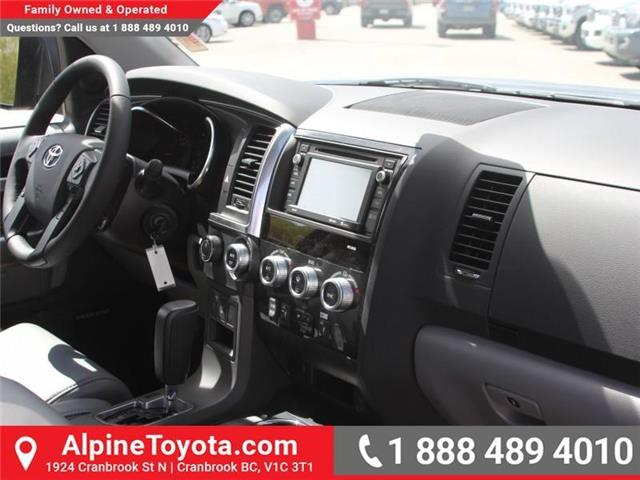 2018 Toyota Sequoia Limited 5.7L V8 (Stk: S161271) in Cranbrook - Image 11 of 21