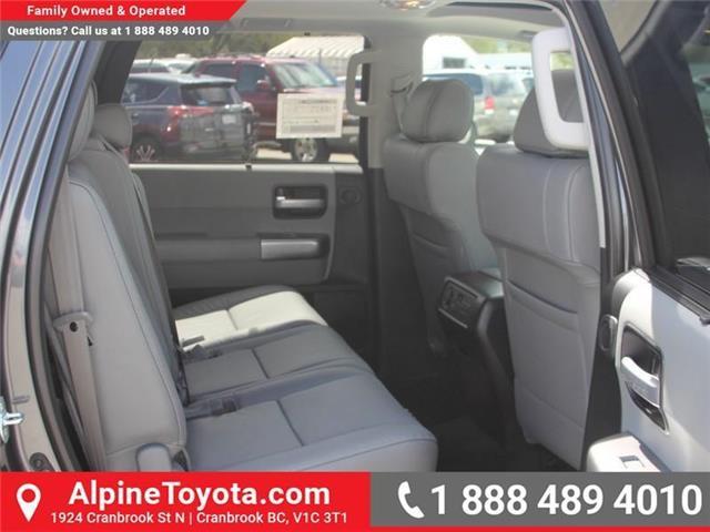 2018 Toyota Sequoia Limited 5.7L V8 (Stk: S161271) in Cranbrook - Image 12 of 21