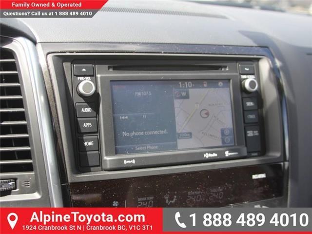 2018 Toyota Sequoia Limited 5.7L V8 (Stk: S161271) in Cranbrook - Image 13 of 21