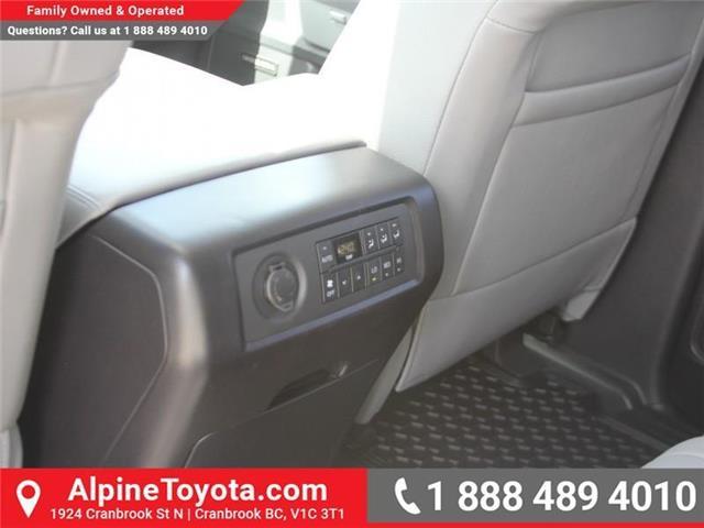 2018 Toyota Sequoia Limited 5.7L V8 (Stk: S161271) in Cranbrook - Image 18 of 21