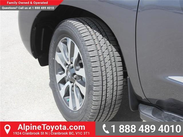 2018 Toyota Sequoia Limited 5.7L V8 (Stk: S161271) in Cranbrook - Image 20 of 21