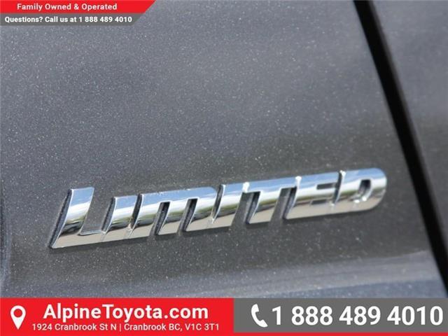 2018 Toyota Sequoia Limited 5.7L V8 (Stk: S161271) in Cranbrook - Image 21 of 21