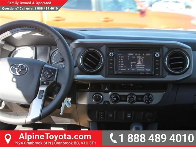 2018 Toyota Tacoma SR5 (Stk: X060471) in Cranbrook - Image 10 of 16