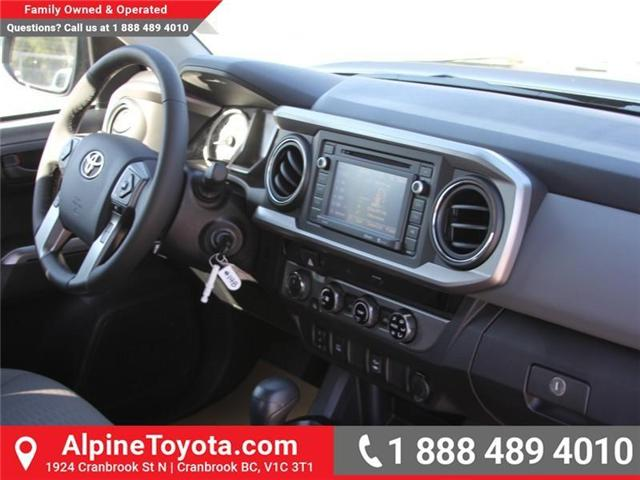 2018 Toyota Tacoma SR5 (Stk: X060471) in Cranbrook - Image 11 of 16