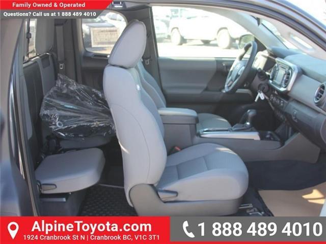 2018 Toyota Tacoma SR5 (Stk: X060471) in Cranbrook - Image 12 of 16