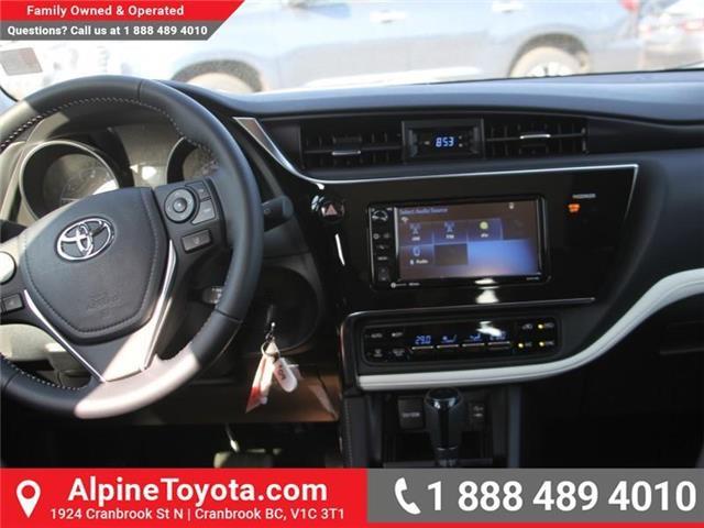 2018 Toyota Corolla iM Base (Stk: J573750) in Cranbrook - Image 9 of 16