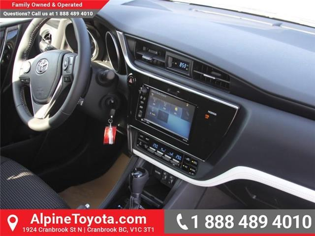 2018 Toyota Corolla iM Base (Stk: J573750) in Cranbrook - Image 10 of 16