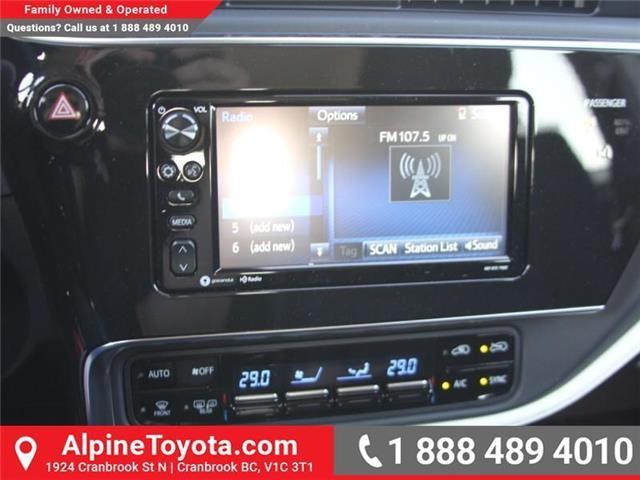 2018 Toyota Corolla iM Base (Stk: J573750) in Cranbrook - Image 12 of 16