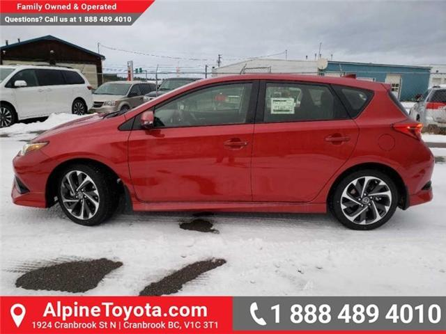 2018 Toyota Corolla iM Base (Stk: J575536) in Cranbrook - Image 2 of 15