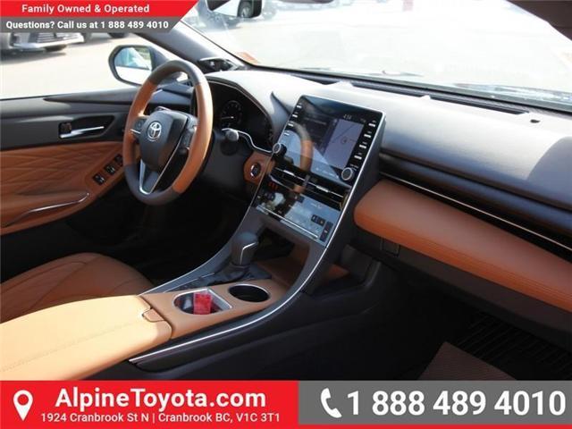 2019 Toyota Avalon Limited (Stk: U013763) in Cranbrook - Image 11 of 18