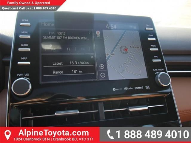 2019 Toyota Avalon Limited (Stk: U013763) in Cranbrook - Image 13 of 18