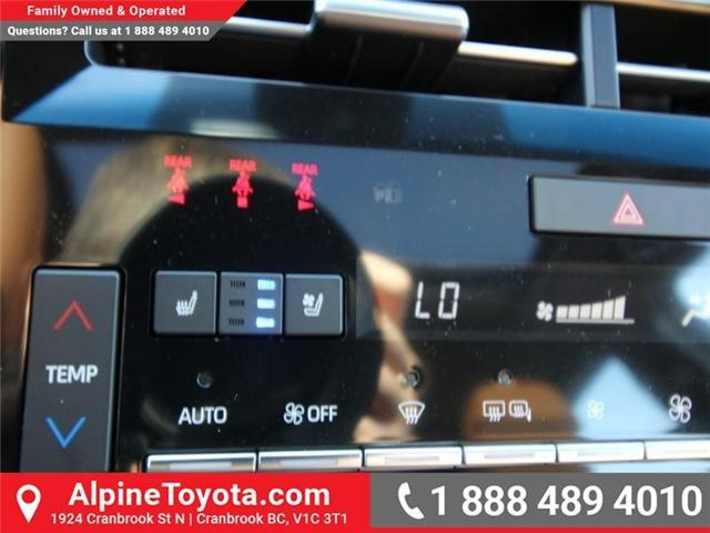 2019 Toyota Avalon Limited (Stk: U013763) in Cranbrook - Image 14 of 18