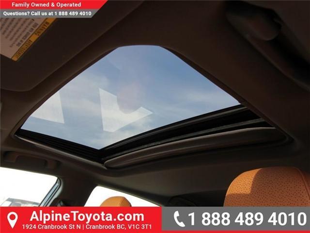 2019 Toyota Avalon Limited (Stk: U013763) in Cranbrook - Image 16 of 18